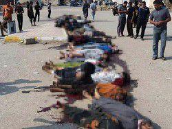 Боевики ИГ расстреляли в Ираке четверых детей и 46 взрослых