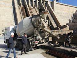 На Бурейской ГЭС уложили последний кубометр бетона