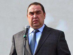 Плотницкий: «ЛНР» хочет войти в состав России