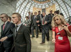 Зюганов: сплотиться против «нацистско-бандеровской своры в Киеве»