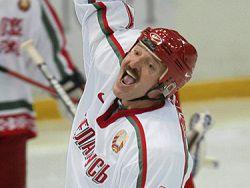 Лукашенко с сыном обыграли хоккейную команду ОАЭ