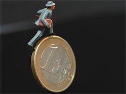 Евро превысил исторический максимум в 68 рублей