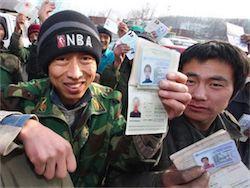 Жители Киргизии русифицируют фамилии ради работы в РФ
