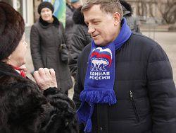 Макаров не нашел политзаключённых в России
