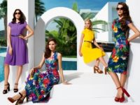 Выбираем платье на лето 2016: главные тренды