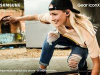 В России вышла гарнитура Samsung Gear IconX (2018)