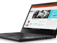 Названа российская стоимость ноутбука Lenovo ThinkPad A475 на процессоре AMD