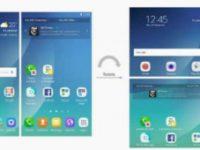 Новые подробности о смартфоне Samsung Galaxy X с двумя экранами