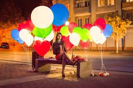 Большие воздушные шары в Москве